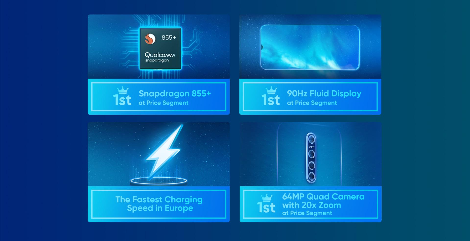 Realme X2 Pro Specs